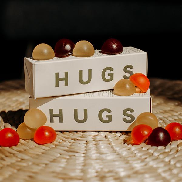 HUGS Broad Spectrum CBD Gummies
